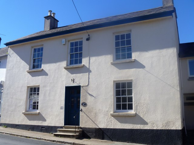 Chagford houses [4]