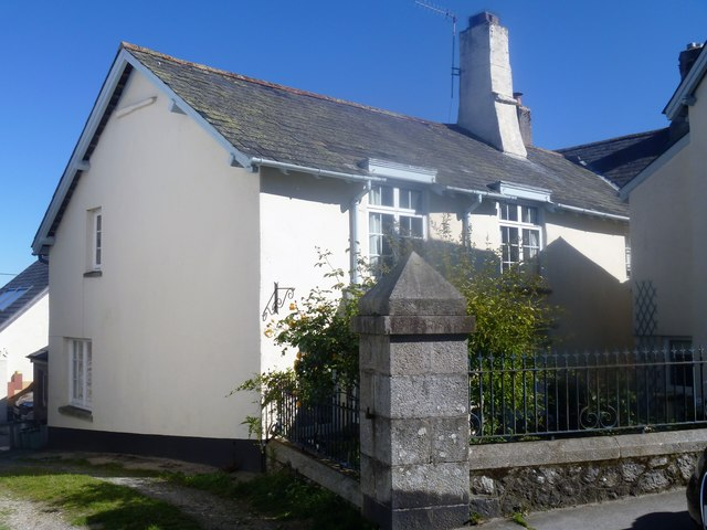 Chagford houses [5]