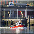 J3474 : The 'Ocean Crest' at Belfast by Rossographer