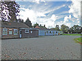 TG3325 : Dilham village hall, pre-school and recreation ground by Adrian S Pye