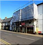 SO3014 : Open as usual, Cross Street, Abergavenny by Jaggery