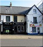 SO3014 : Teddy Bear Shop, Cross Street, Abergavenny by Jaggery