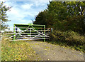 TL9227 : Footpath to Church Road by Geographer