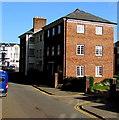 SO3013 : Three-storey housing, Mill Street, Abergavenny by Jaggery