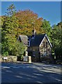 SK3285 : Former gate house on Riverdale Road by Neil Theasby