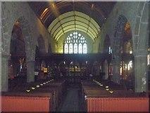 SX7087 : Parish church [2] by Michael Dibb
