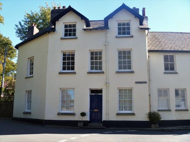Chagford houses [8]