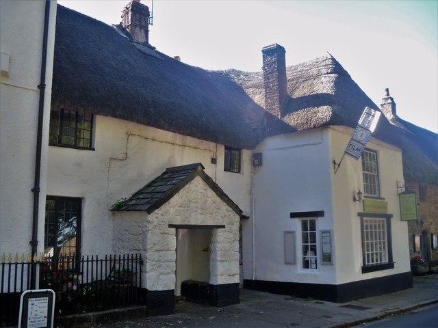 Chagford houses [9]