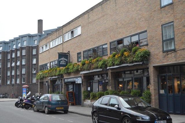 Cambridge Brewhouse