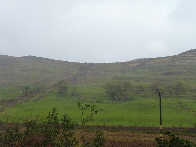 Uplands near North Sannox