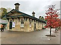 SK2566 : Former Rowsley Railway Station by John H Darch