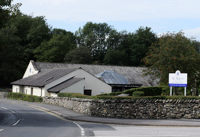 St Mary's Church of England primary school, Kirkby Lonsdale