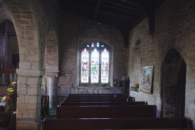 The Church of John the Baptist: North Aisle