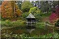 SH7971 : The Boathouse, Bodnant Garden by Robin Drayton