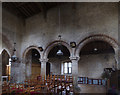 TF0130 : The Church of St Bartholomew: North Arcade by Bob Harvey