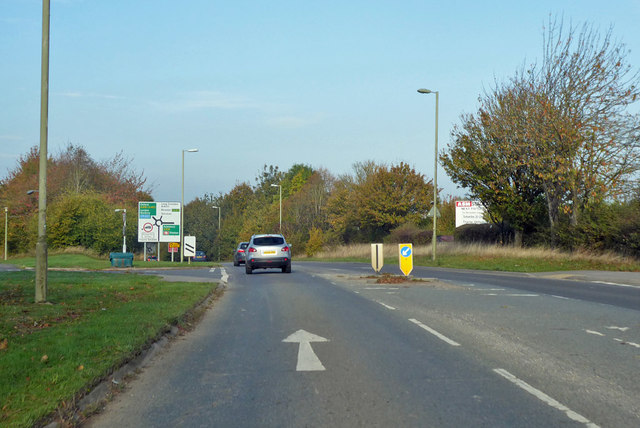 A4129 Tythrop Way, Thame
