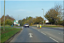 SP7006 : A4129 Tythrop Way, Thame by Robin Webster