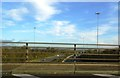 O1843 : The M1 near Dublin Airport by Anthony Parkes