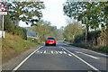 SP6907 : B4011 Thame Road by Robin Webster