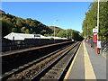 SD9322 : Platform 1, Walsden Railway Station by JThomas
