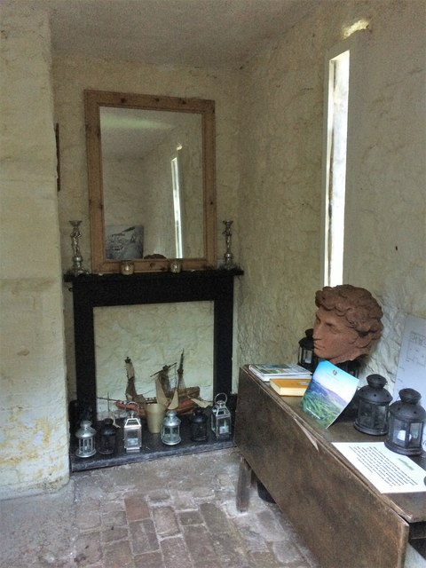Gardener's mess at Gwrych Castle