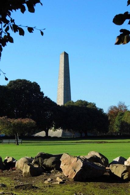 Wellington Monument - Phoenix Park - Dublin