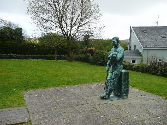 Statue of Tom Crean, Anascaul
