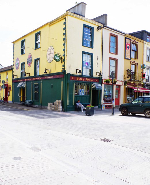 Paddy Foley's, 12 Grattan Square, Dungarvan, Co. Waterford