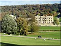 SK2570 : Chatsworth House by Graham Hogg