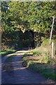 TL5103 : Railway Bridge Near Ongar Hall Park by Glyn Baker