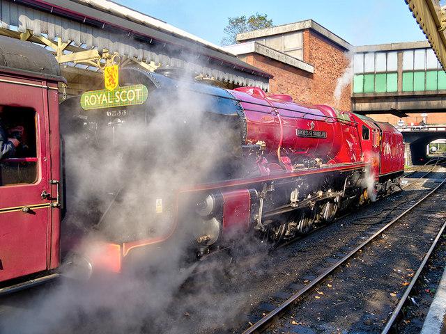 Duchess in Steam