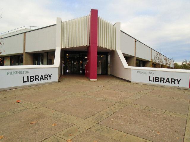 Pilkington Library Loughborough University