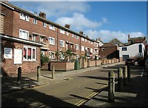 TG5207 : Townshend Close, off Tolhouse Street by Evelyn Simak