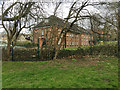 TQ3370 : Institutional building by Westow Park, Upper Norwood, south London by Robin Stott