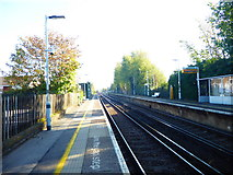 TQ6304 : Pevensey & Westham station by Marathon