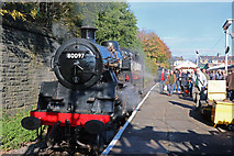 SD8010 : East Lancashire railway - A 33 year labour of love, by Chris Allen