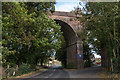 TQ3556 : Viaduct, Woldingham Road by Ian Capper