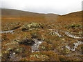 NH2897 : Looking up Coire Leacach of Cnoc Damh near Inveroykel : Week 43
