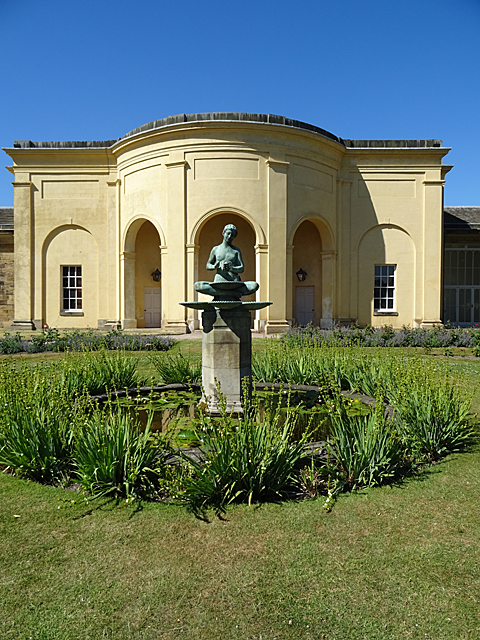 Gardens at Nostell Priory