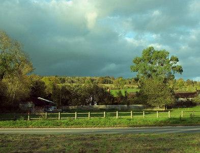 TQ0648 : Sherbourne Farm by Derek Harper