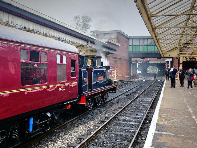 Bolton Street Railway Station