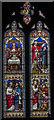 SK7519 : Chancel window, St Mary's church, Melton Mowbray by Julian P Guffogg