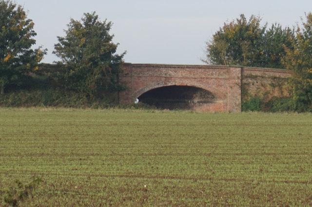 Bridge on Burnbutts Lane by Ian S