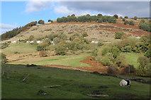 SO1506 : Troedrhiwgwair village by M J Roscoe