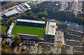 SJ8989 : Edgeley Park Stadium from the air by Thomas Nugent