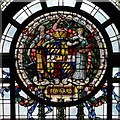 SP0687 : Birmingham Coat of Arms by Philip Halling