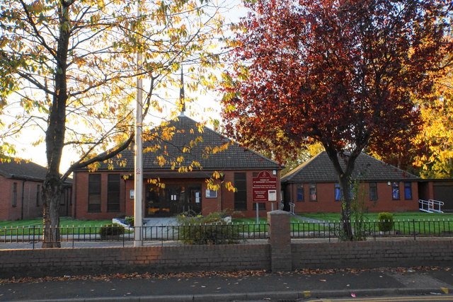 St Ambrose Barlow RC Church