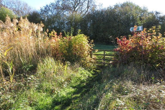 The Northamptonshire Round footpath