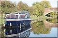 SJ4535 : Llangollen Canal, Bettisfield by Stephen McKay
