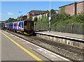 ST5770 : Class 150 dmu at Parson Street railway station, Bristol by Jaggery